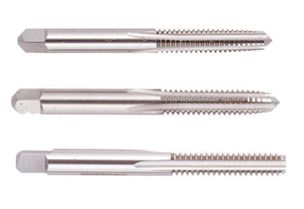 Hand Taps - Machine Screw Sizes
