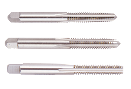 Hand Taps - Machine Screw Sizes