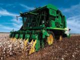 John Deere Cotton Harvester
